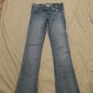 Juniors Hydraulic Jeans